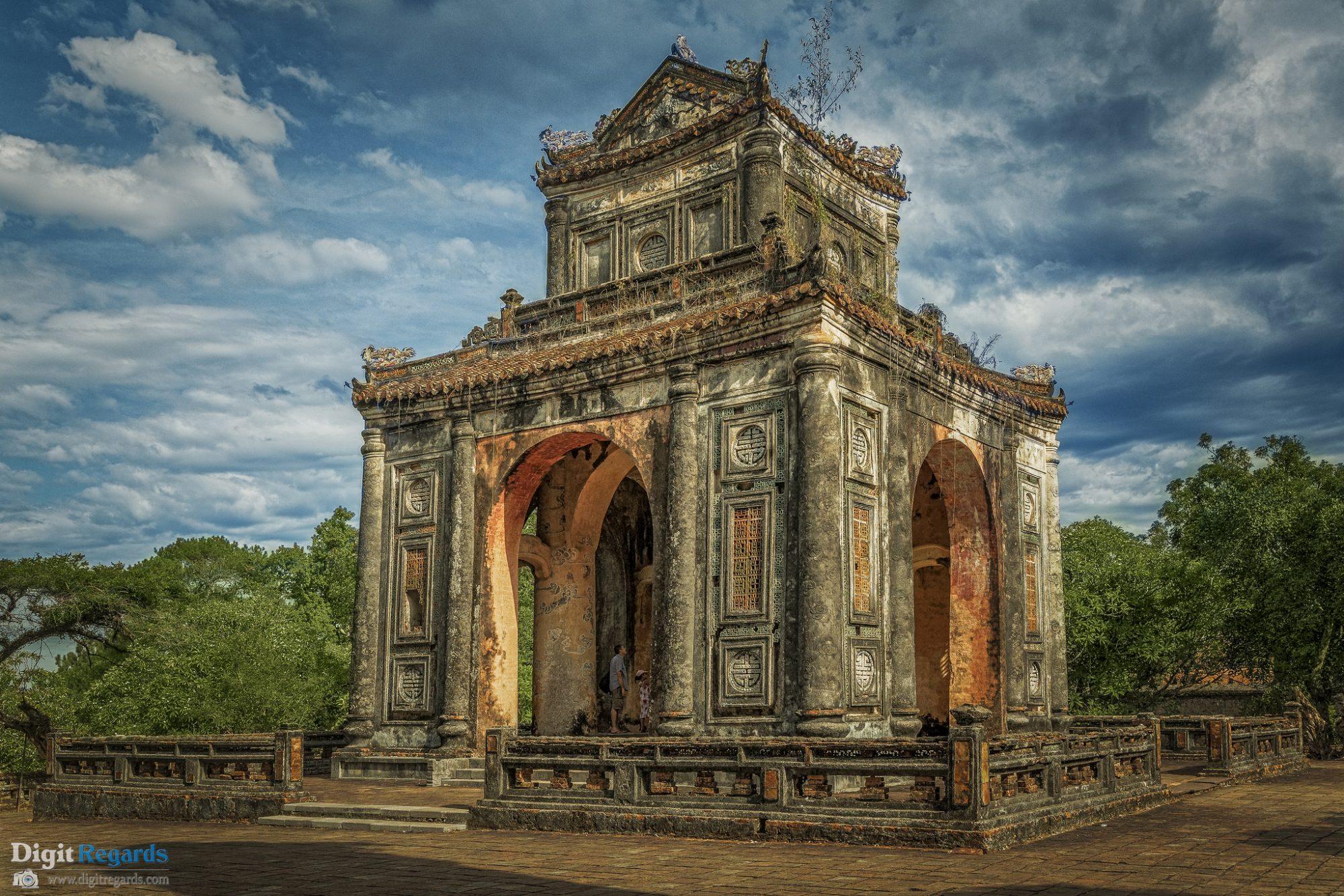 Hué, le mausolée impérial de Tu Duc | Hué - Vietnam