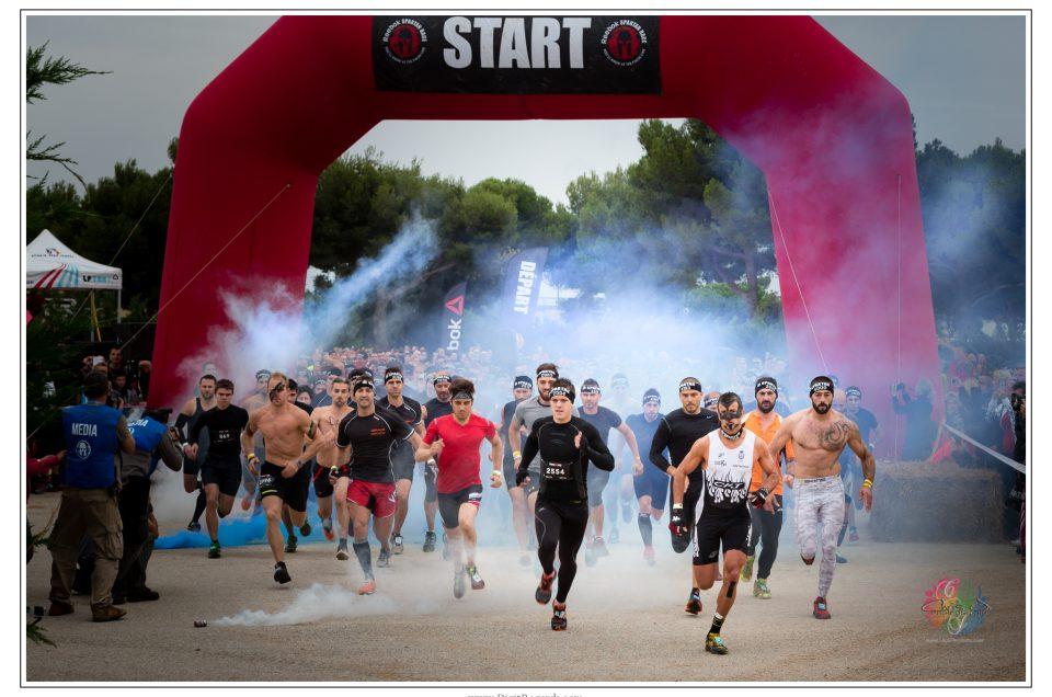 Reebok Spartan Race France au circuit du Castellet.© 2014 DigitRegards.com