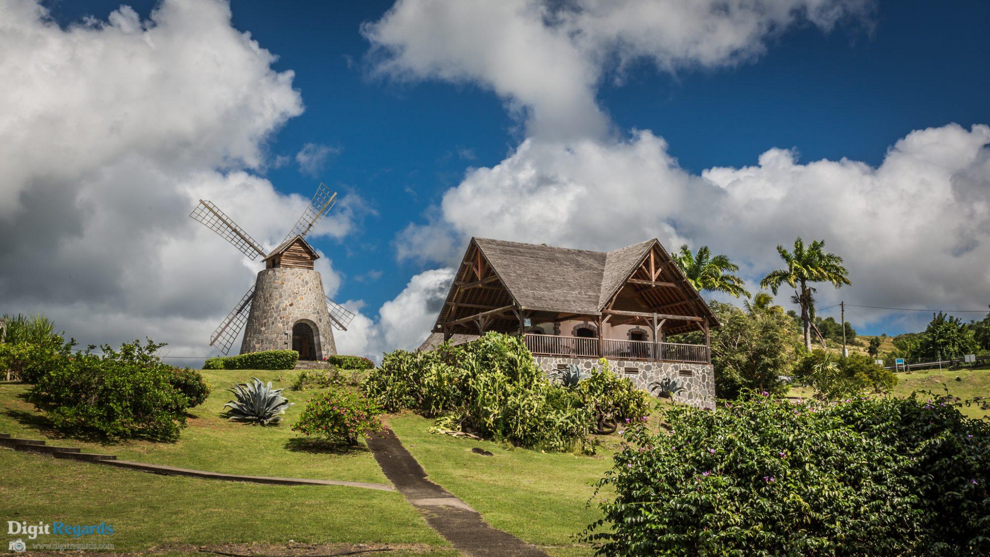 Ancienne distillerie de Rhum 3 Rivières - Martinique