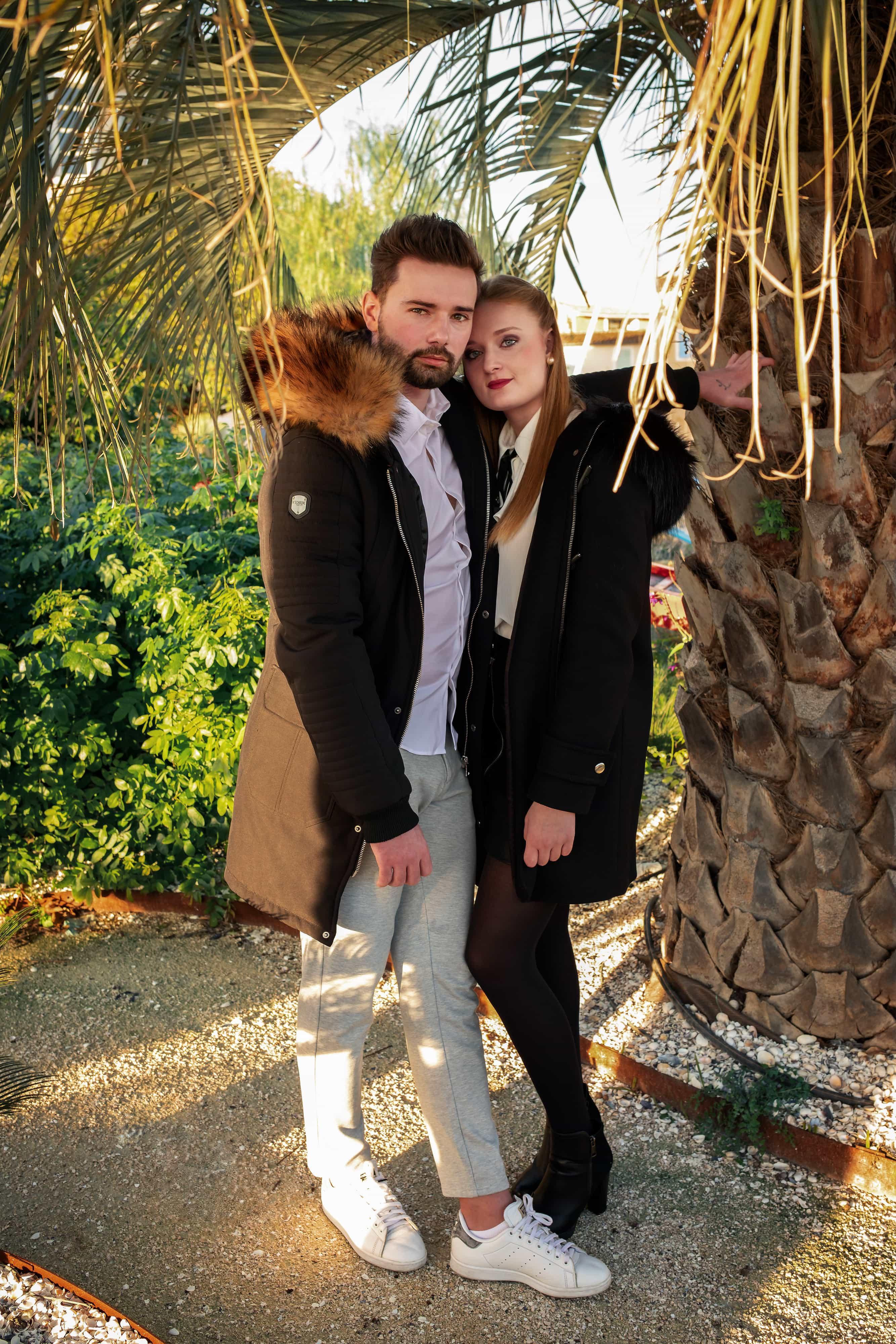 Alexia, Couple, Lilian, Martigues, Plein air, Séance couple, amoureux