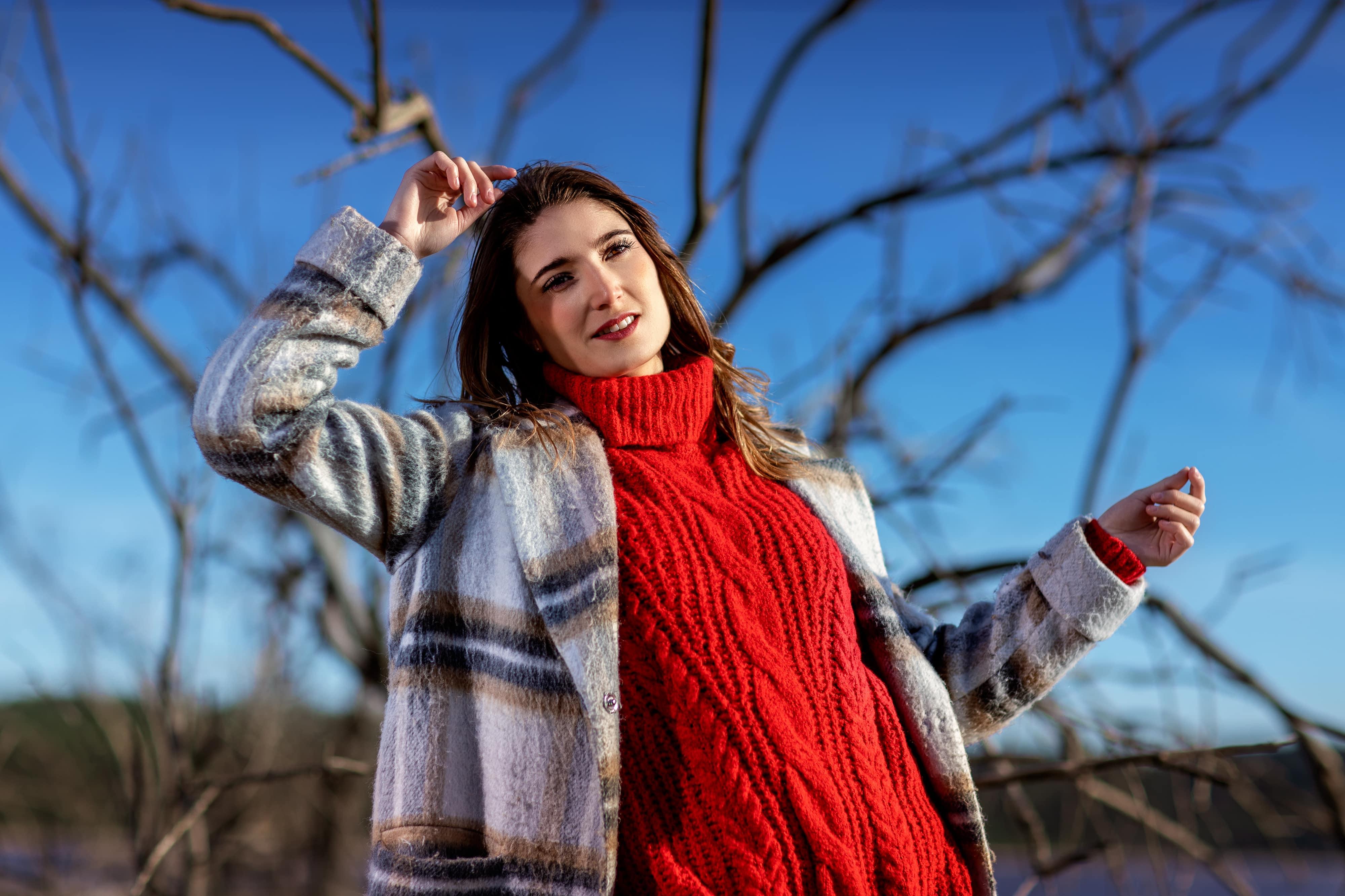 Cynthia, Hiver, Lifestyle, Plein air, Portrait, pretty, sweet, woman, www.DigitReagrds.com, young