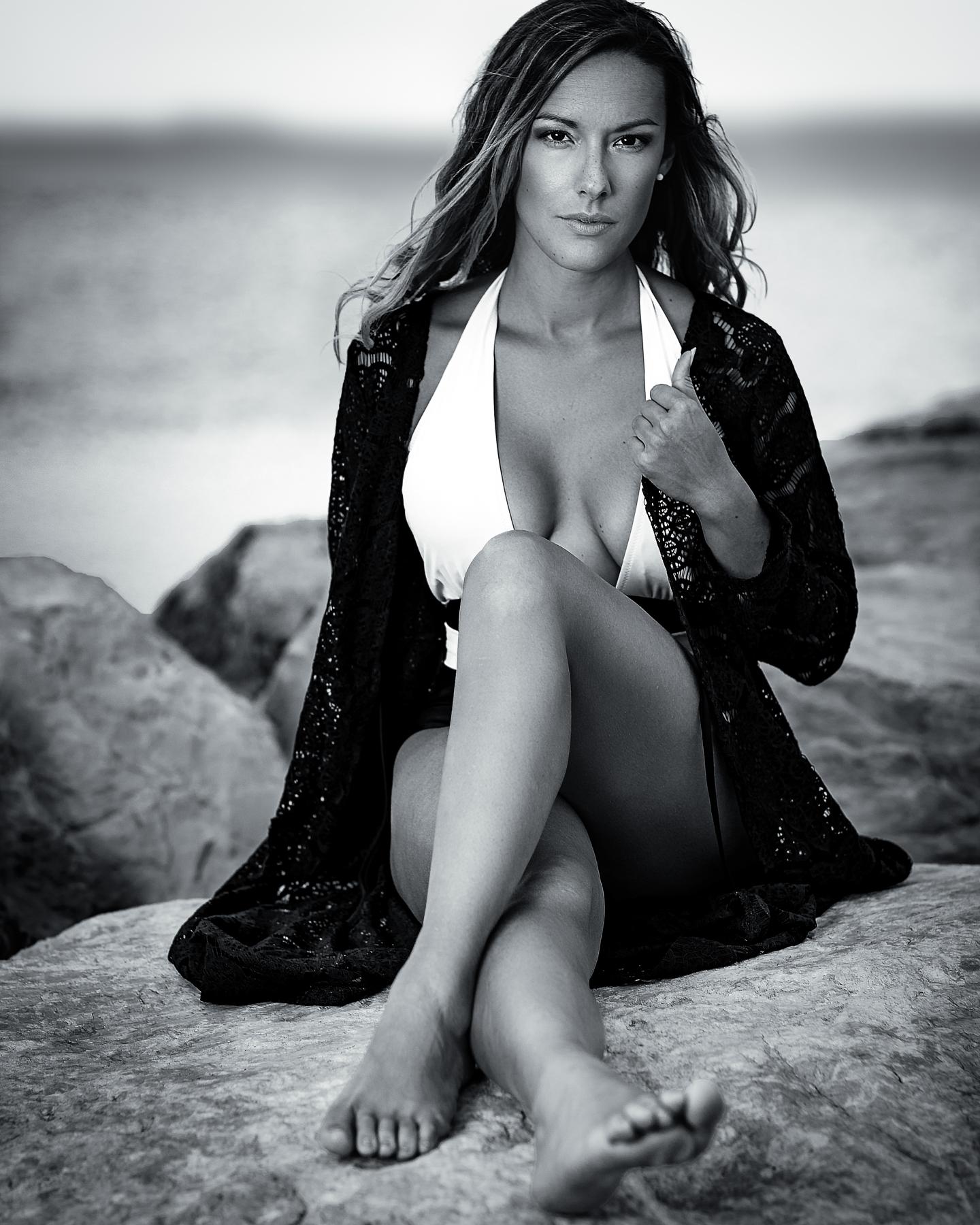 femme maillot de bain mer